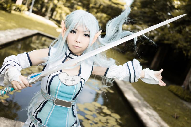 Asuna - Alfheim Online by Ototsuki