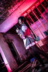 Akemi Homura: The beginning