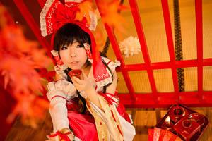Reimu - Autumn