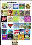 Top 90 my favourite cartoons part 2 (35-65)