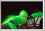 Fury Stamp