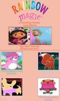 Rainbow Magic  Friendship Fairies Critters Cast