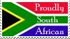 Proudly South African by mel-f