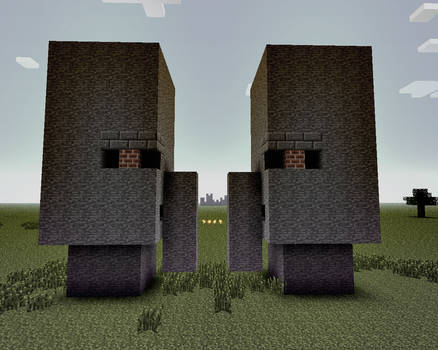 Division Bell - Minecraft