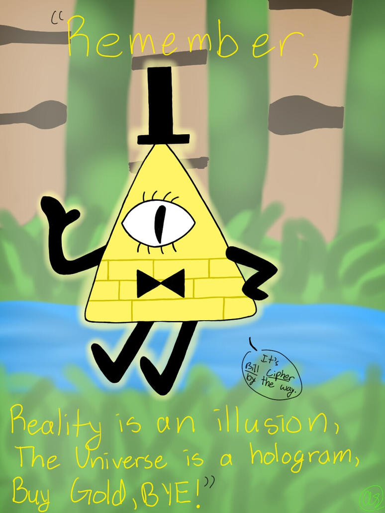 Bill Cipher By Yugisonic21 On Deviantart