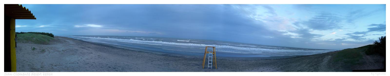 San Clemente Desert Beach by Nyarlotep