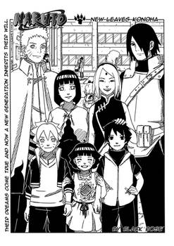 My perfect ending of the manga Naruto