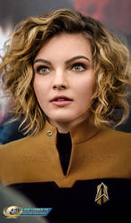 Petty Officer Wren Bicondova