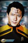 Lieutenant JG Kortho Yang