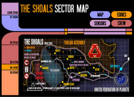 The Shoals Sector Map