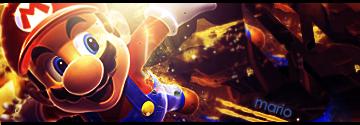 Super Mario Galaxy sig by KingS1ngh