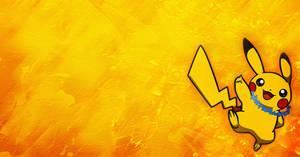 Pikachu Twitter header