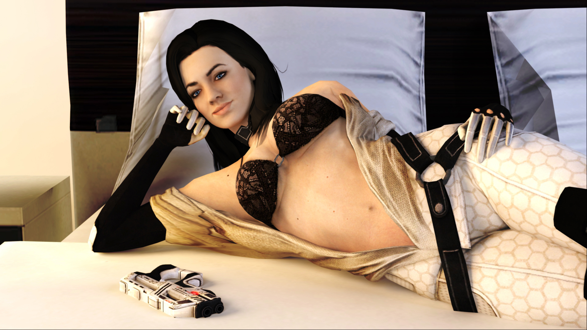 Миранда лоусон секс