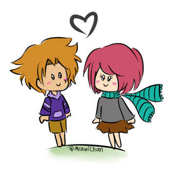 In Love by Mrawi-Chan