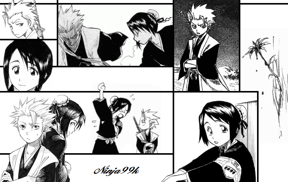 hitsugaya and hinamori relationship quotes
