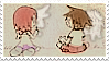 Little SoKai Stamp by HeartlessKairi