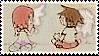 Little SoKai Stamp by HeartlessKairi