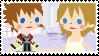RokuNami Stamp by HeartlessKairi