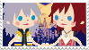 KH II RiKai Stamp by HeartlessKairi