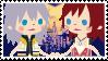KH II RiKai Stamp by HeartlessKairi