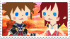 KH II SoKai Stamp by HeartlessKairi