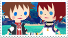 KH I SoKai Stamp by HeartlessKairi
