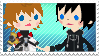 VenXion Stamp by HeartlessKairi