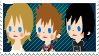 NamiRokuShi Stamp by HeartlessKairi