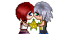 Riku x Kairi kiss PLZ by HeartlessKairi