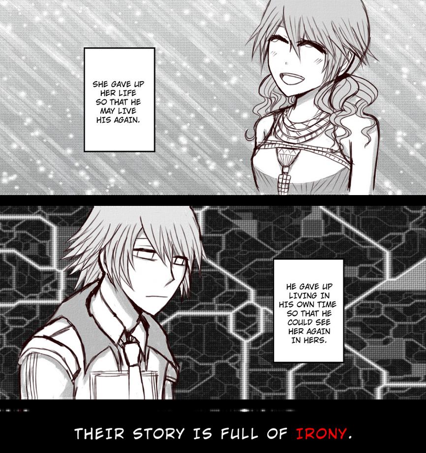 a story full of irony
