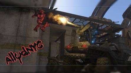 Halo 3 by AllydNYC