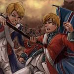 America X England 1783