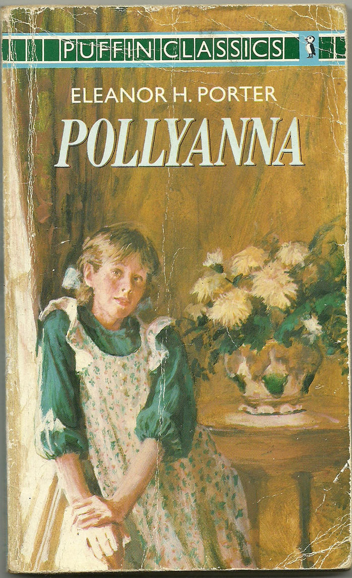 Book By Phyllis Vega Trish Macgregor: Pollyanna Book Cover By Tamzynleigh On DeviantArt