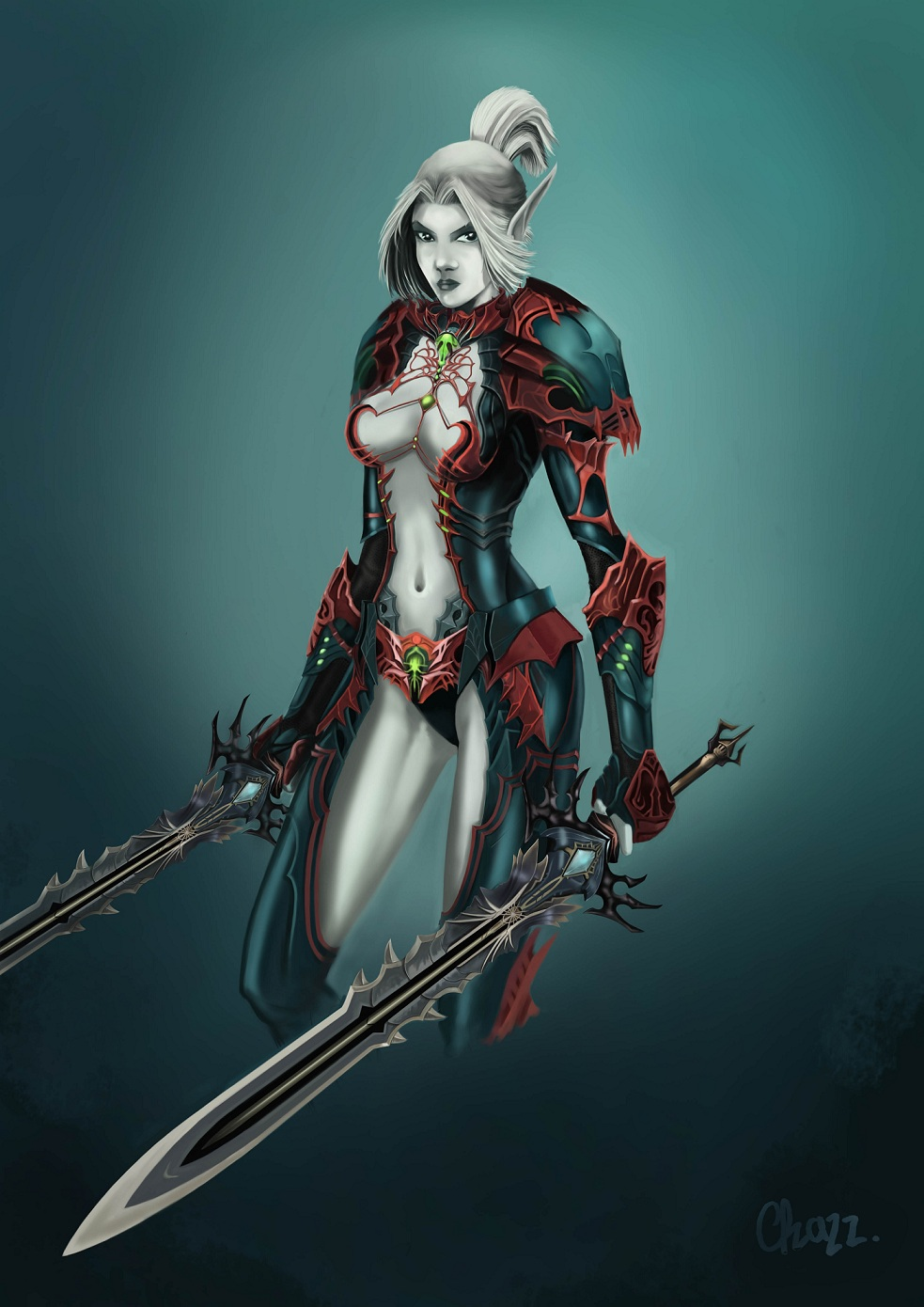 That would Lineage 2 nude girls there