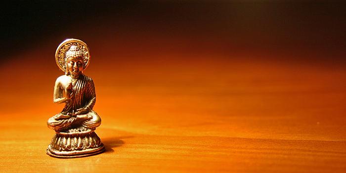 Buddha by BenderFender