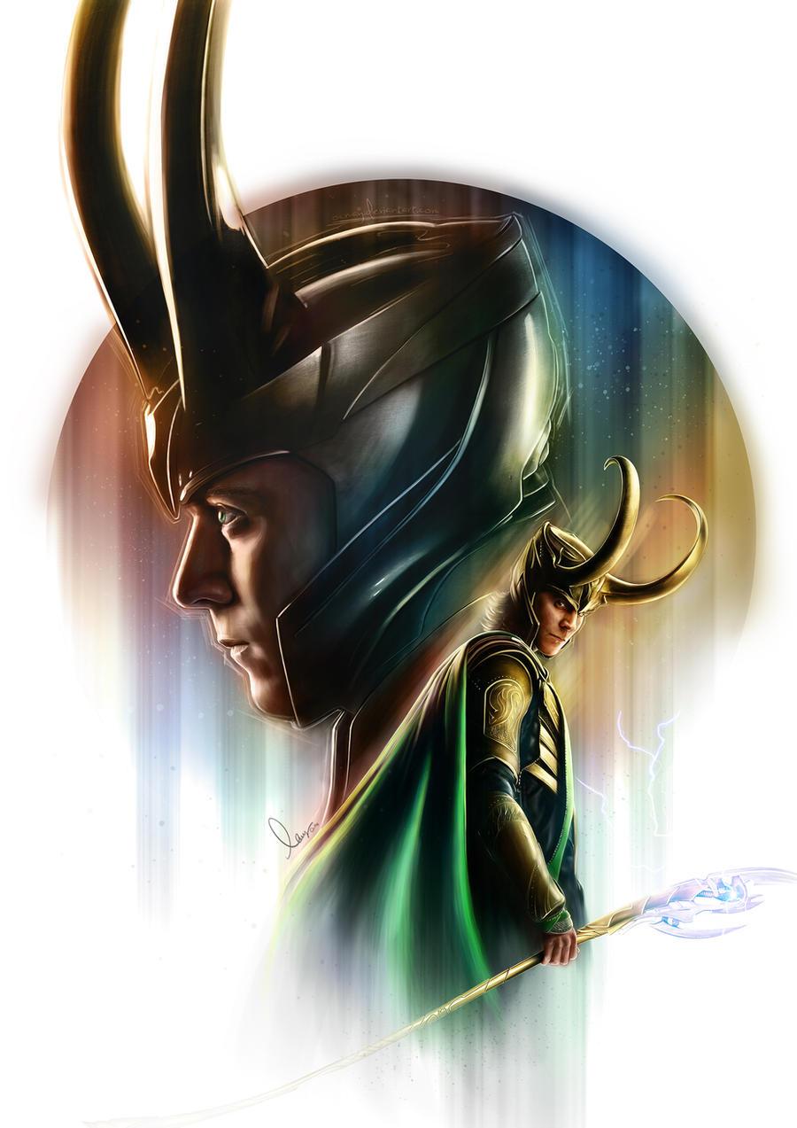 Loki by OCMay
