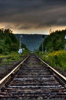Railroad by 88neal88
