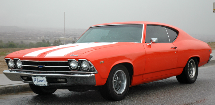 1969 Chevelle 1 by TimHPhotography