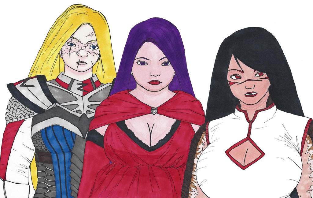 The Gaia Sisters