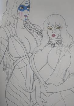 Dionara and Emily