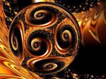 Spirals marble