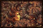 Autumn leafs Hamadryad
