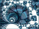 Frax Spiral Flowers