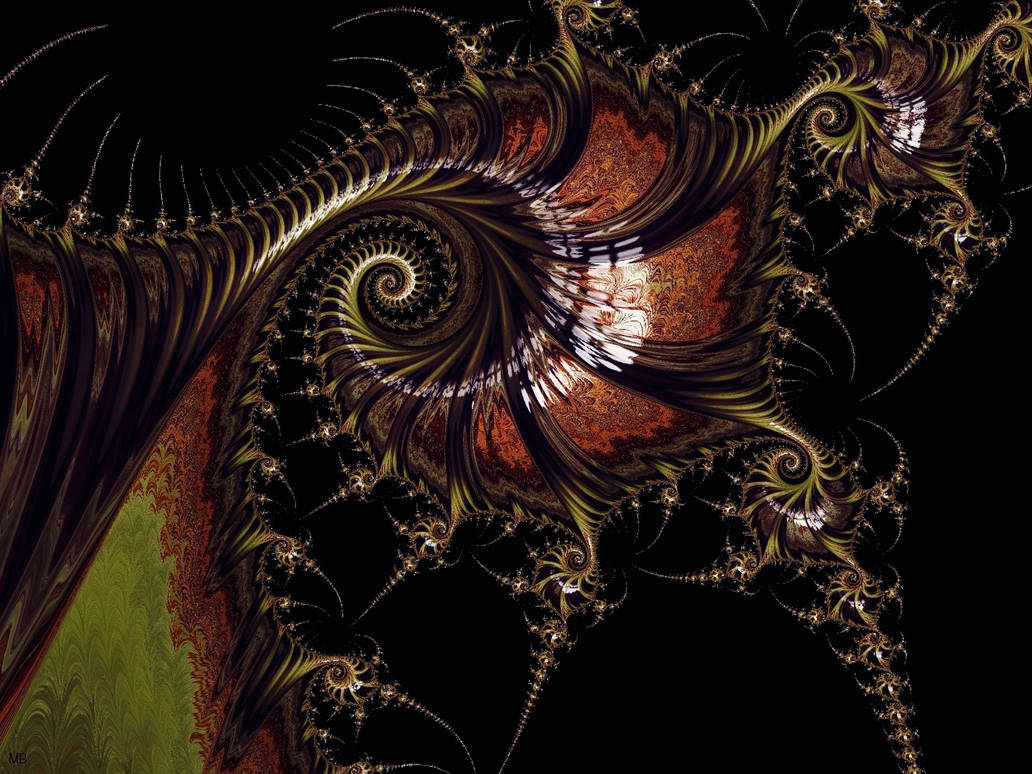 Autumn spirals by marijeberting