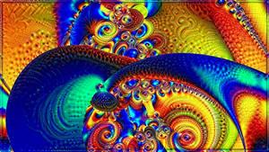 Psychedelic tsunami by marijeberting