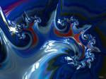 Liquid spiral