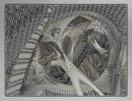 Silver filigree by marijeberting