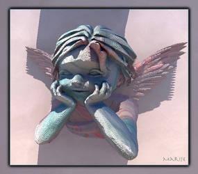 Little angel by marijeberting