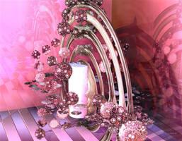 Flower Fountain by marijeberting