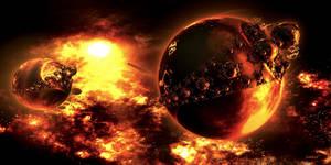 Exploding 'Kleinian' Stars by marijeberting